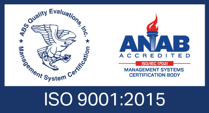ABS ANAB ISO 9001