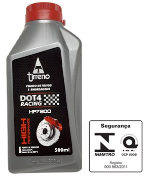 FLUIDO PARA FREIO - DOT 4 RACING HP7900